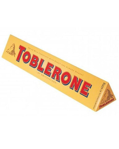 Chocolates Toblerone Grande