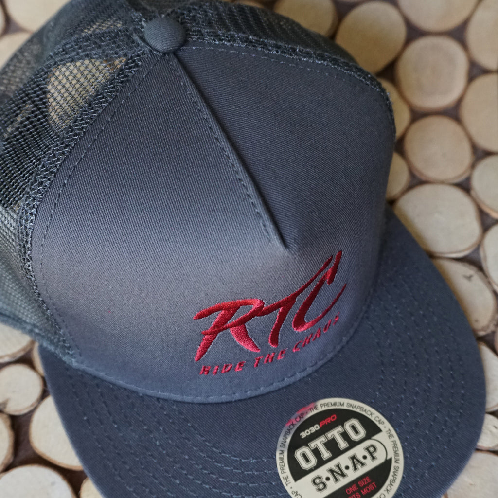 RTC Otto Hat - Gray – Ride The Chaos