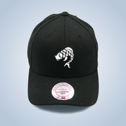 Mitchell & Ness x Chronic Ink classic logo sports cap - Black
