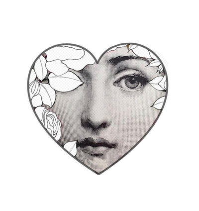 Heart-shaped Portrait