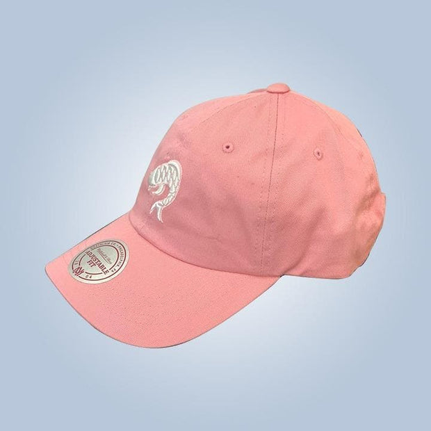Mitchell & Ness x Chronic Ink classic logo sports cap - Pink