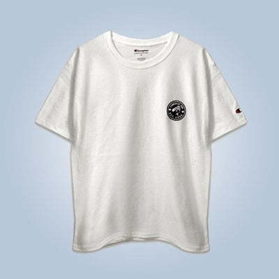 Champion x Chronic Ink Badge Classic T-shirt - White