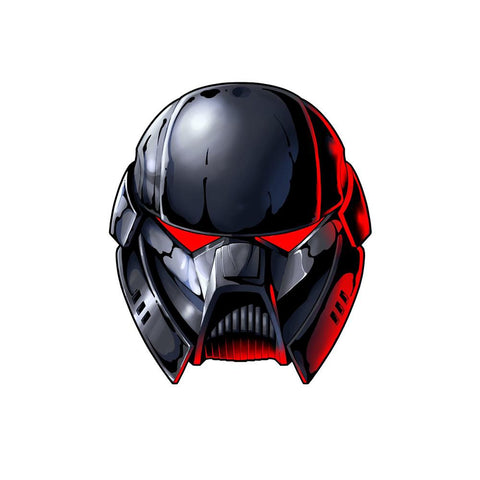 Dark Trooper Helmet
