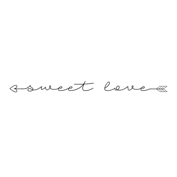 "Valentines Day Script - ""Sweet Love"""