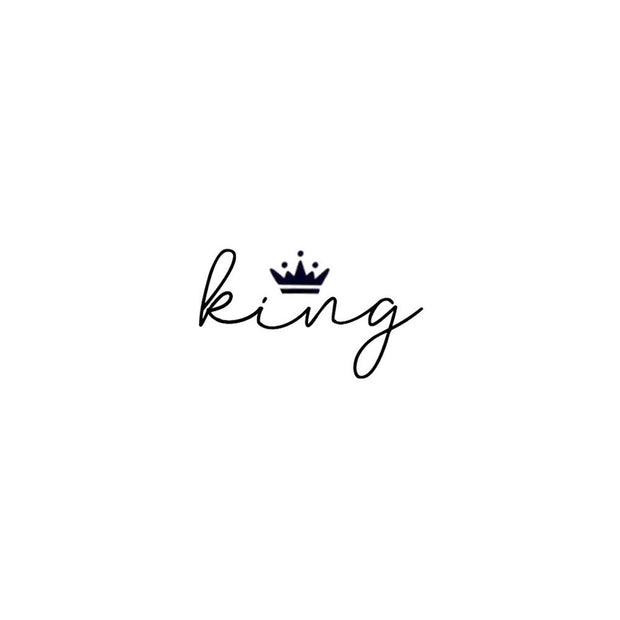 "Valentines Day Script - ""King"""