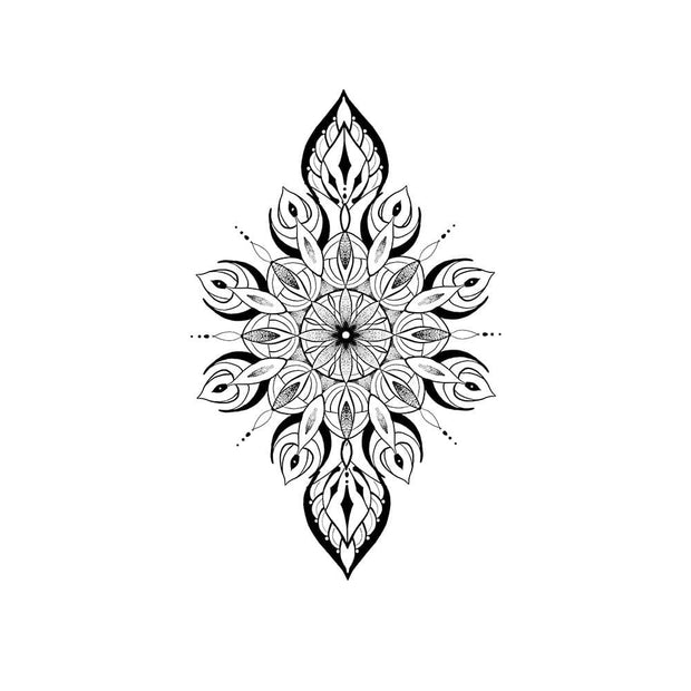 Ornamental Mandala