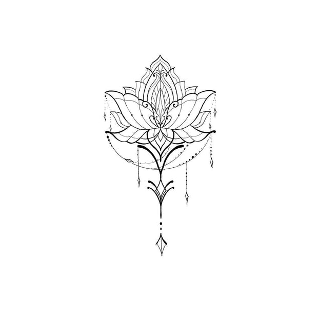 Ornamental Lotus