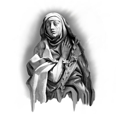 Statue of Saint Catherine