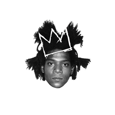 Basquiat portrait