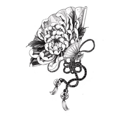 Chrysanthemum Charm