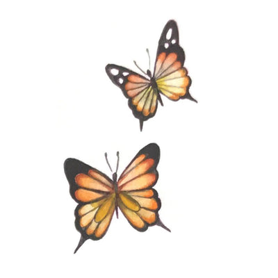 Two Butterflies #2