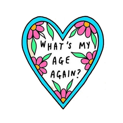 Whats My Age Again