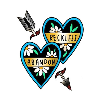 Reckless Abandon Hearts