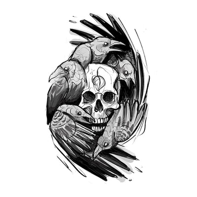 Matt Rodway's Tattoo Designs