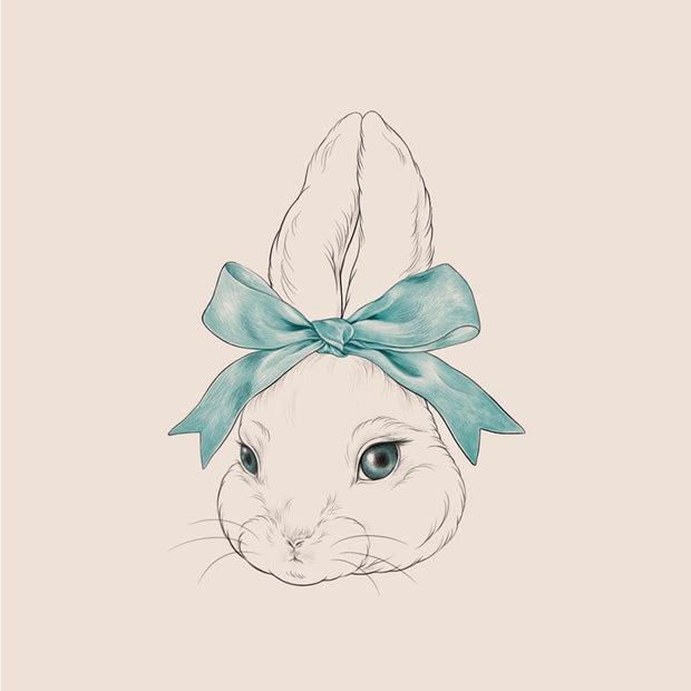Bunny with Bow Collection: #3