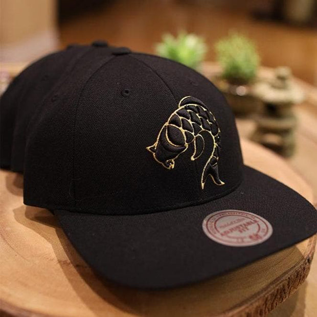 Mitchell and Ness Artist Series Hat: Tony Hu