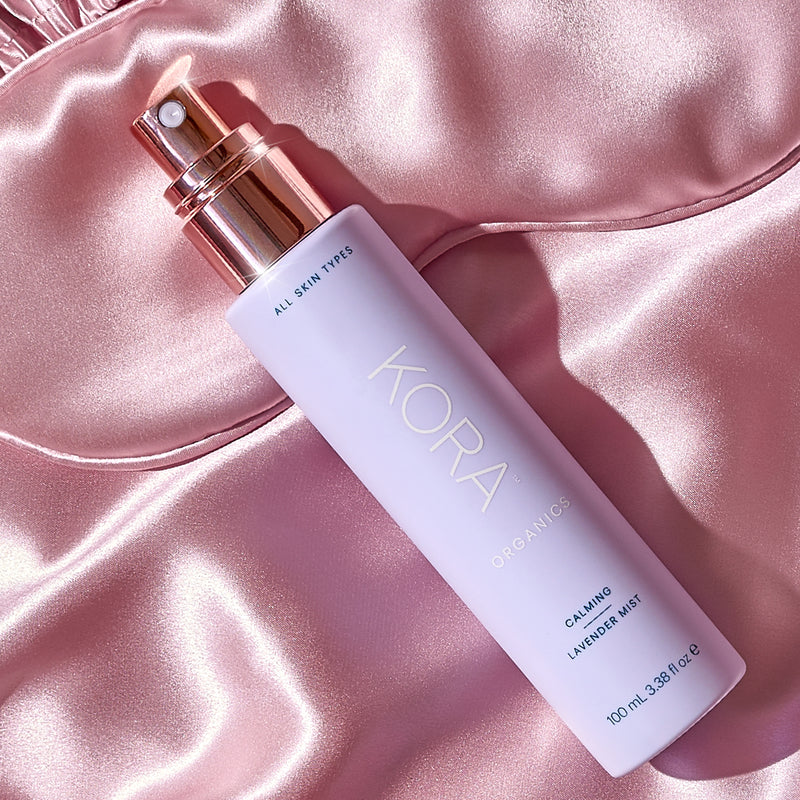 A gentle facial mist that calms your mind, body and skin.