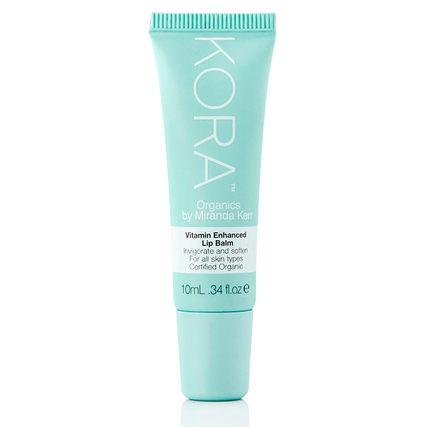 Vitamin Enhanced Lip Balm Tube 10mL | KORA Organics by Miranda Kerr
