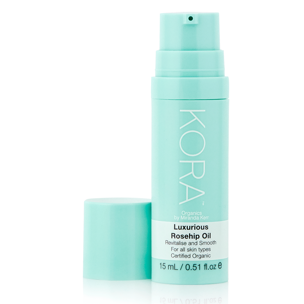 Luxurious Rosehip Oil 15mL | KORA Organics by Miranda Kerr