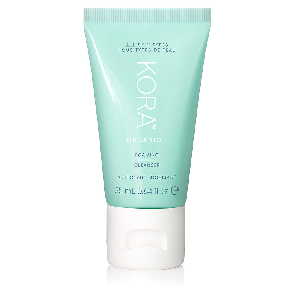 Foaming Cleanser 25mL | KORA Organics by Miranda Kerr