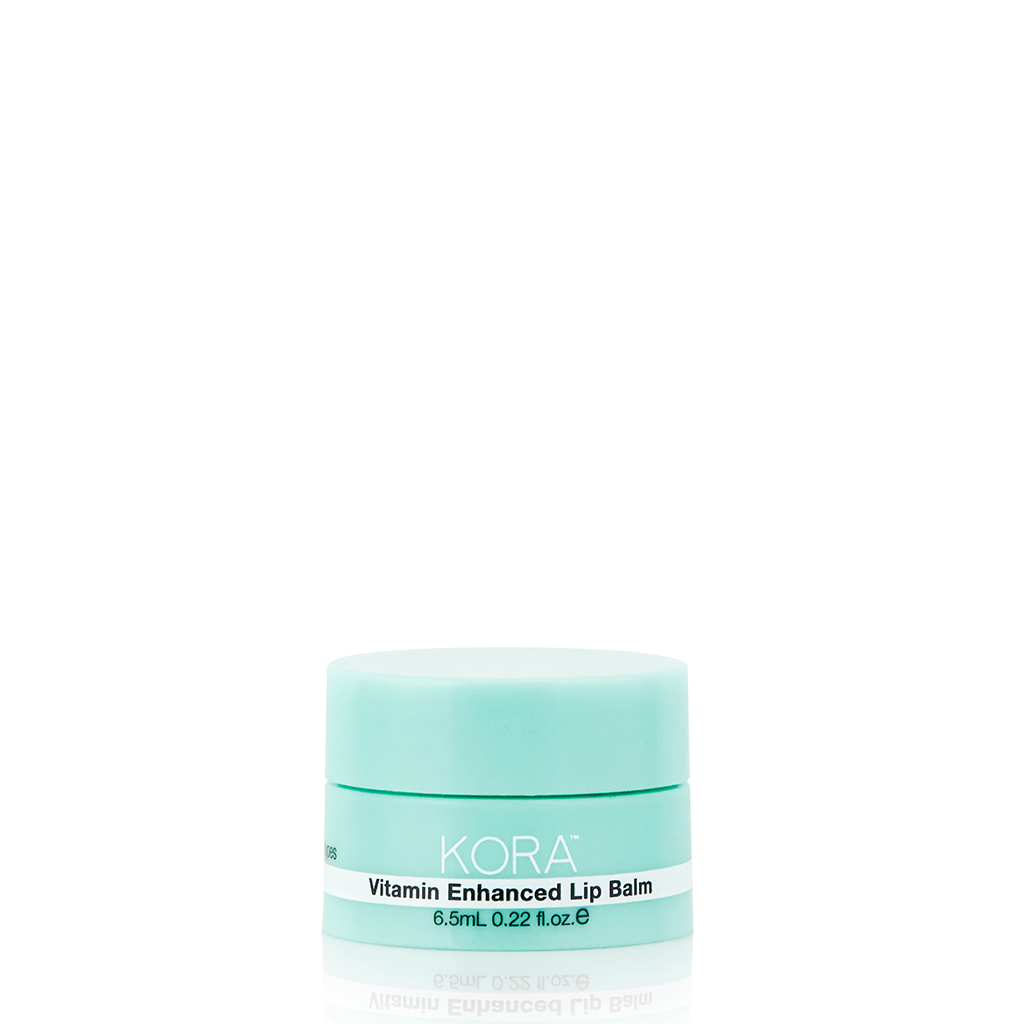 Vitamin Enhanced Lip Balm Tub 6.5mL | KORA Organics by Miranda Kerr