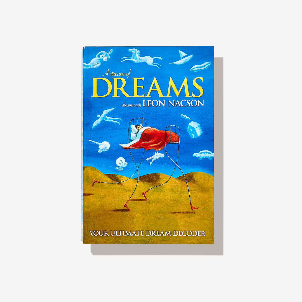Book: A Stream of Dreams by Leon Nacson