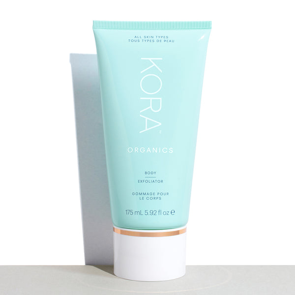Award Winning Body Exfoliator 175mL, Certified Organic, KORA Organics by Miranda Kerr