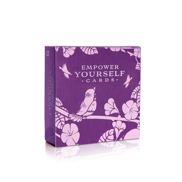 Empower Yourself 64 Affirmation Card Set by Miranda Kerr