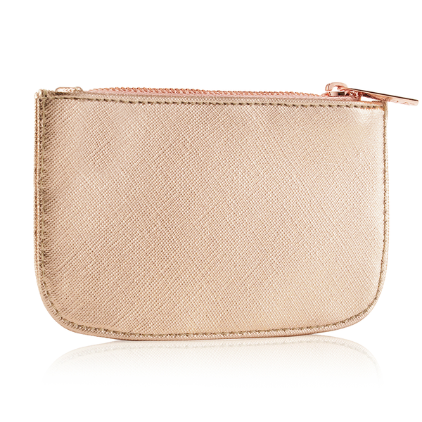 Rose Gold Coin Purse