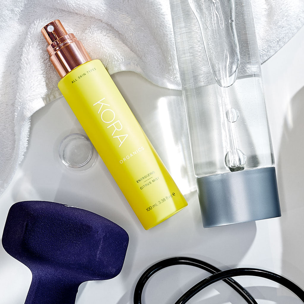 Energizing Citrus Mist 100mL, a great refresh for your mind, body and skin.