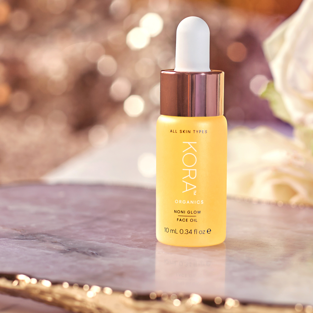 KORA Organics Noni Glow Face Oil 10mL