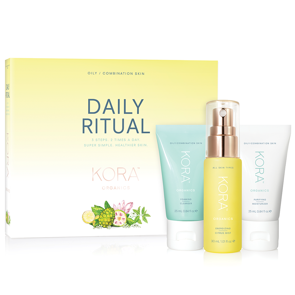 Daily Ritual Kit - Oily/Combination Skin Special Offer