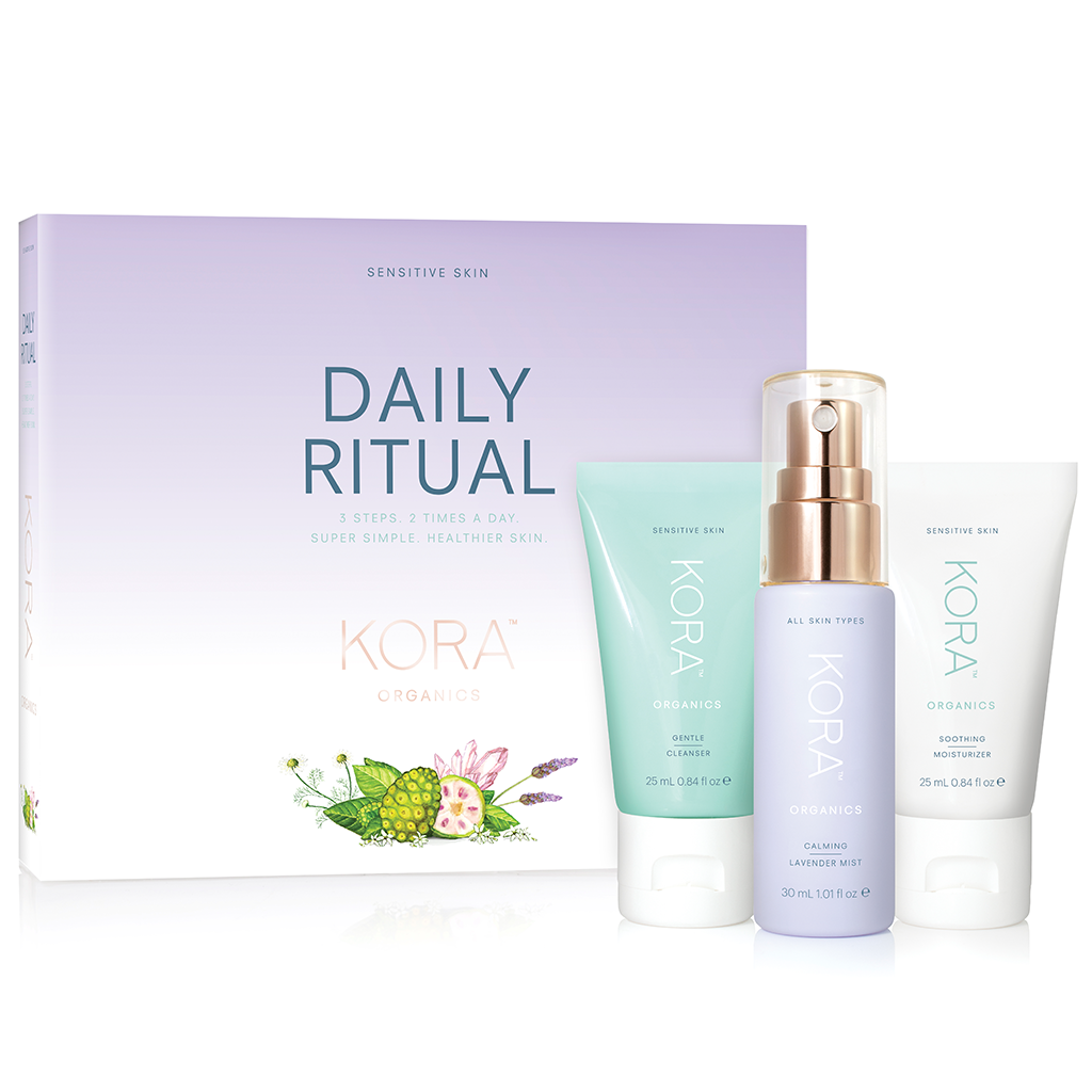 Daily Ritual Kit - Sensitive Skin Special