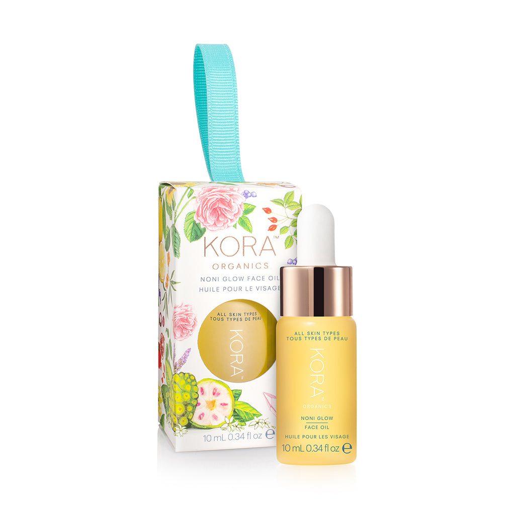 Noni Glow Face Oil 10mL Ornament Collection | Holiday Gift