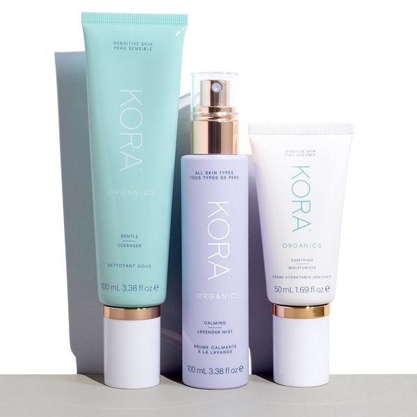 3 Step System - Sensitive Skin