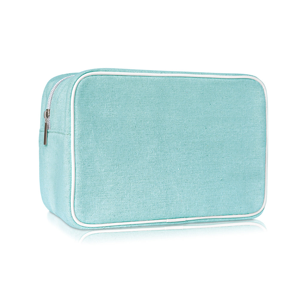 Large Canvas Beauty Bag KORA Organics