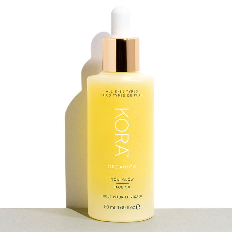 Noni Glow Face Oil 50mL. Certified Organic Facial Oil. Award-Winning Face Oil. Cruelty Free & Vegan. KORA Organics by Miranda Kerr.