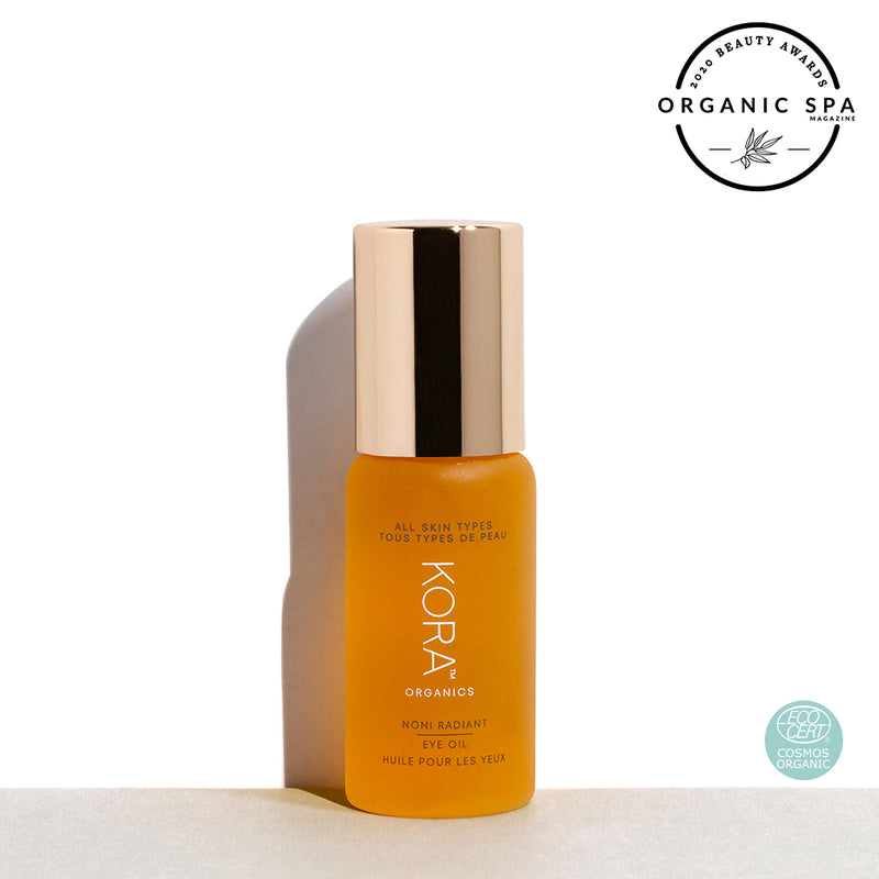 Non Radiant Eye Oil 10mL, Award-winning Eye Oil, Certified Organic, Cruelty Free and Vegan. KORA Organics by Miranda Kerr