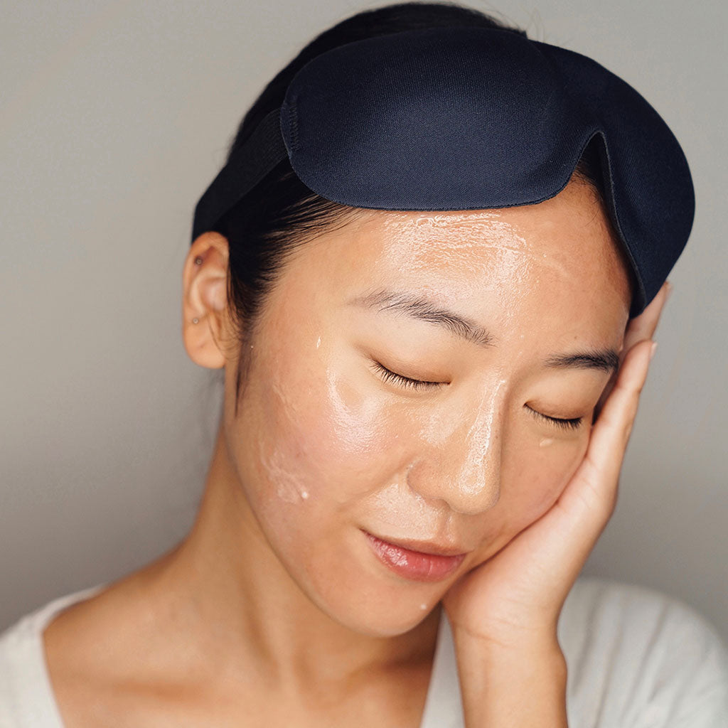 Noni Glow Sleeping Mask - overnight sleep mask for smoother, plumper looking skin