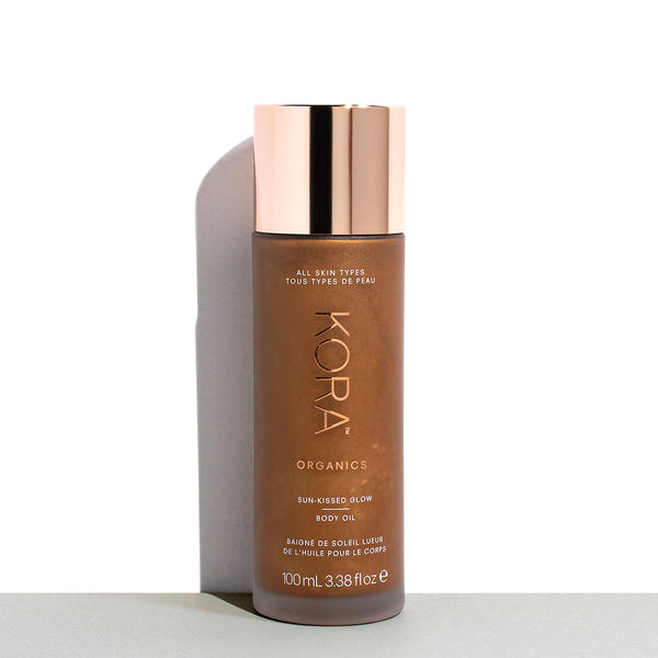 Sun-Kissed Glow Body Oil 100mL, Certified Organic, Vegan, Cruelty Free, KORA Organics by Miranda Kerr
