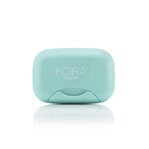 KORA Organics Cleansing Bar Travel Container | Soap Container