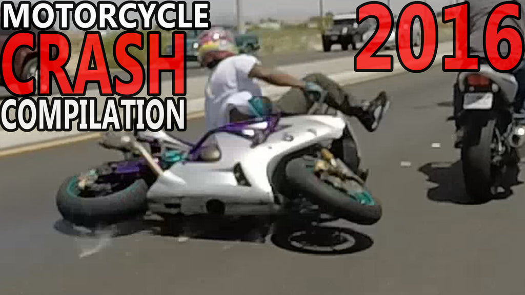 NEW Motorcycle Crash Compilation Video