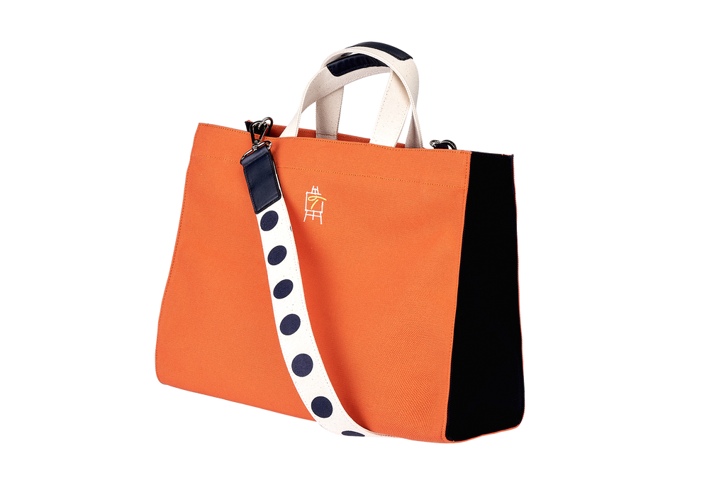 ORANGE PALETTE LARGE BAG
