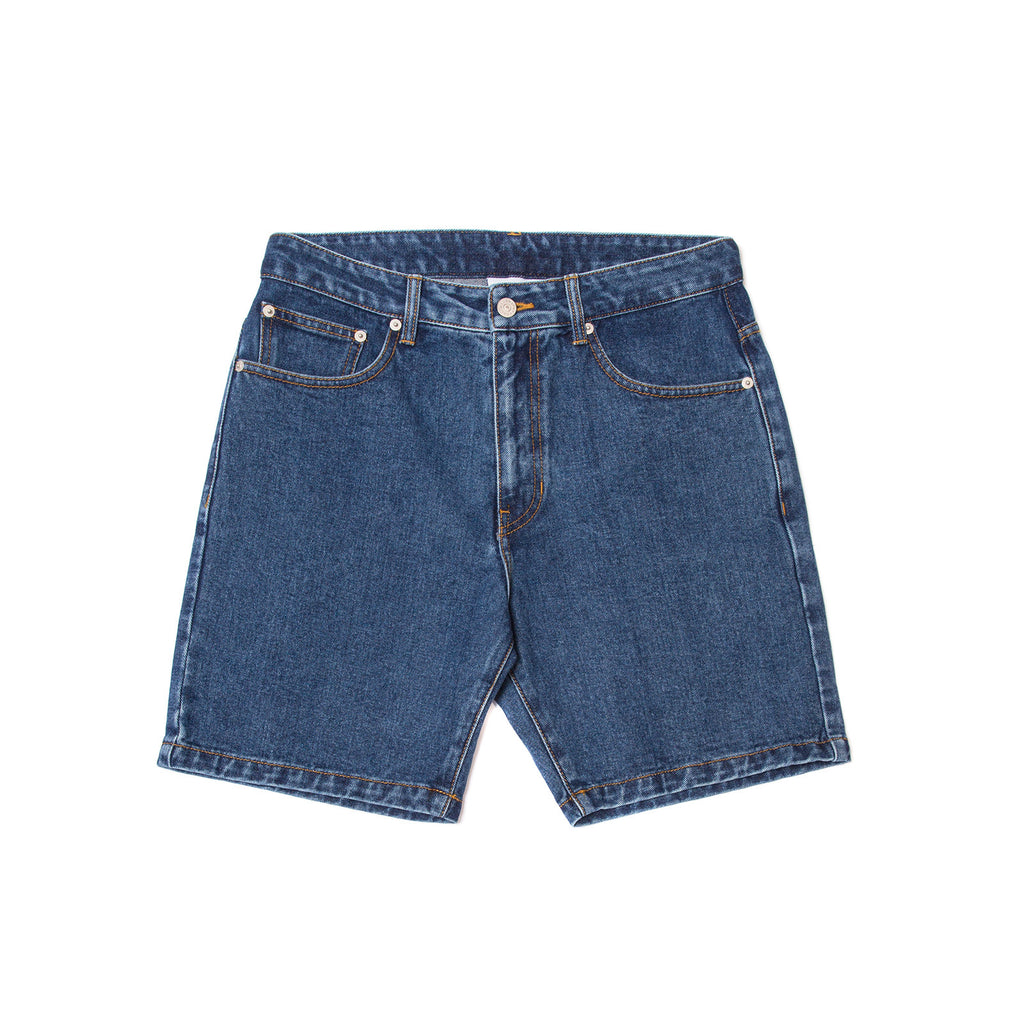 Denim Shorts Dark Denim