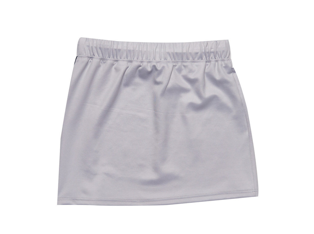 SIDE LINE TRAINING SKIRT SILVER