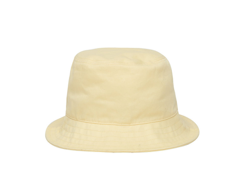 OUR FICTION BUCKET HAT YELLOW