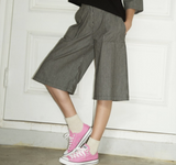 Stripe Pants_Black