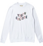 YOUTH CULTURE STICH SWEAT SHIRT