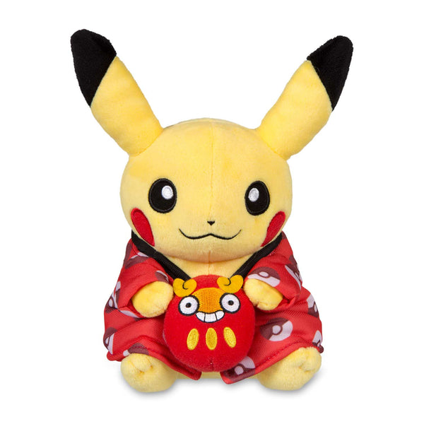 Pikachu Celebrations: Year's End Pikachu (Standard) - 8""