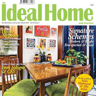 The Ideal Home and Garden, March 2016